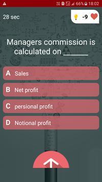 Accounting Quiz screenshot 6