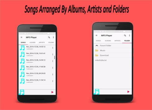 MP3 Player - Music Player screenshot 2