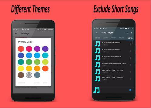 MP3 Player - Music Player screenshot 5