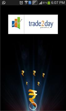 Trade2day poster