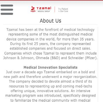 Tzamal Medical apk screenshot