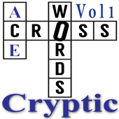 Cryptic Crosswords : ACE Vol1 icon