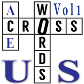 Crosswords US Style : ACE Vol1 icon