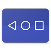 Simple Control(Navigation bar) icon