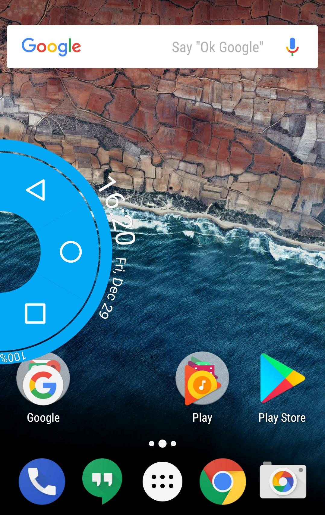 Simple Pie(Navigation bar) for Android - APK Download