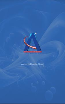 Aacharya Creative Group poster