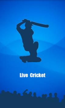 LiveCricket poster