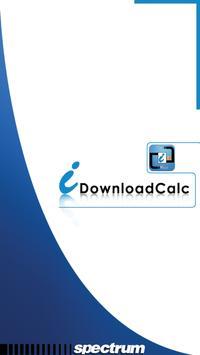 iDownload Calc poster
