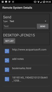 Sharame Client screenshot 1