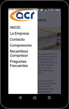 ACR Compresores screenshot 8