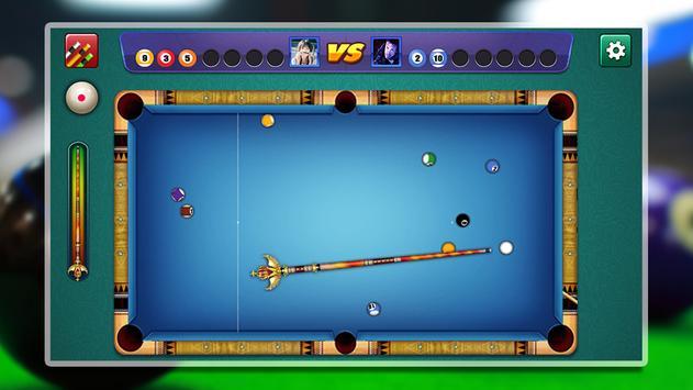 Billiards snooker - 8 Ball 스크린샷 1