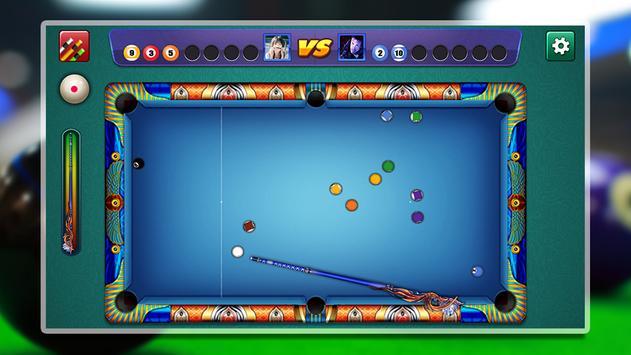 Billiards snooker - 8 Ball スクリーンショット 2