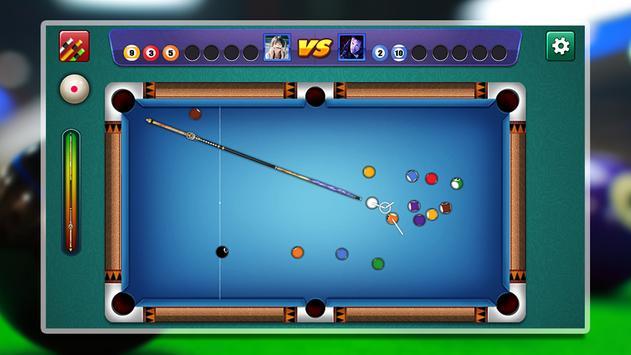Billiards snooker - 8 Ball スクリーンショット 3