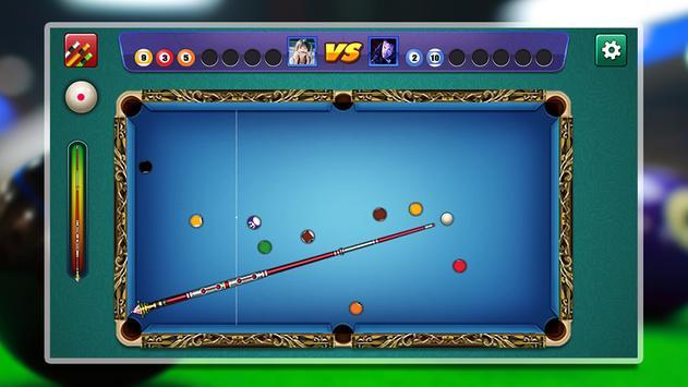 Billiards snooker - 8 Ball 스크린샷 8