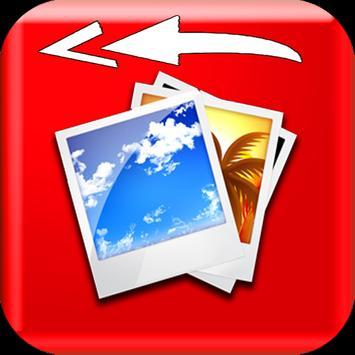 Retrieve scanned images apk screenshot