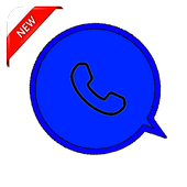 Watssabواتس أزرق بليس icon