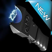 Electric Stun Gun Prank icon