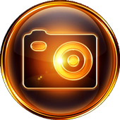 Retrieve scanned images icon