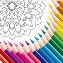 Coloring Book - Mandala, Sandbox, Pixel Coloring icon