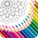 ColorColor - Free Coloring Book for Adults icon