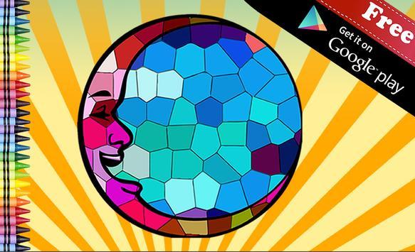 Adult Coloring Book Mosaic screenshot 5