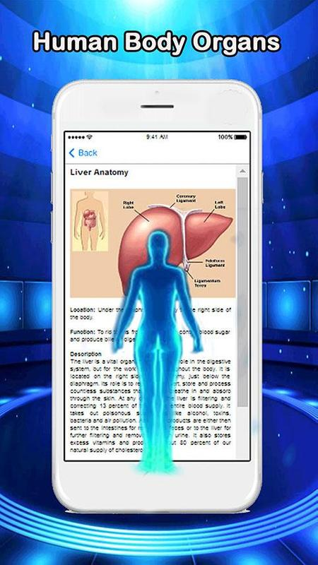 Anatomy Of Human Body Organs For Android Apk Download