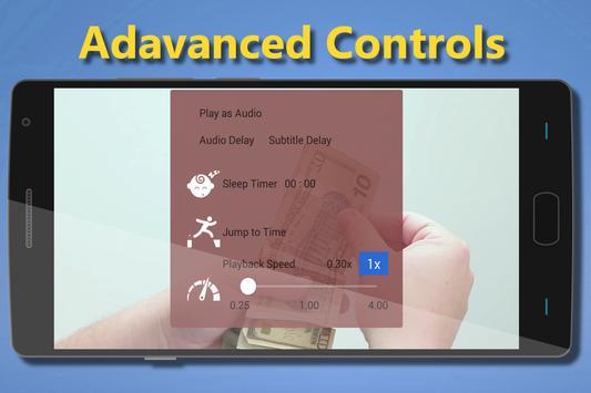 HD Video Player 720p apk screenshot