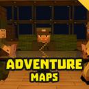 Adventure maps for Minecraft pe APK
