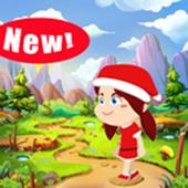 Adventure Girl Run Game icon