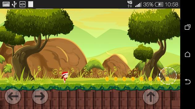 Adventure Girl Run Game apk screenshot