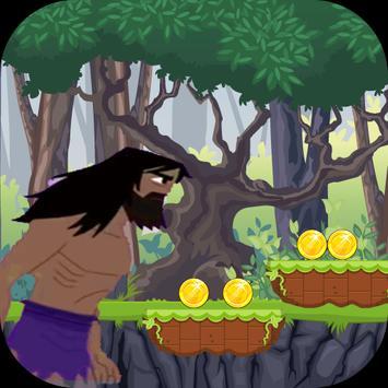 Samurai jungle Jak Adventure screenshot 1