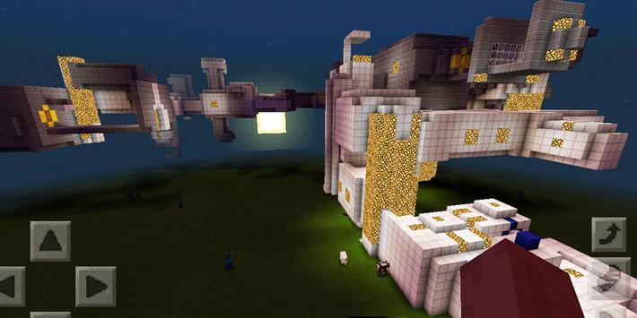Thrilling Portal Adventure. MCPE map screenshot 13