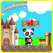 Panshel run adventure Panda icon