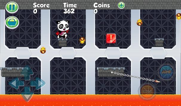 Panshel run adventure Panda screenshot 14