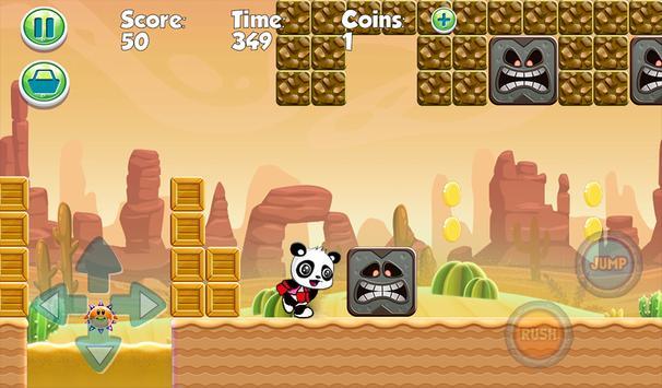 Panshel run adventure Panda screenshot 12