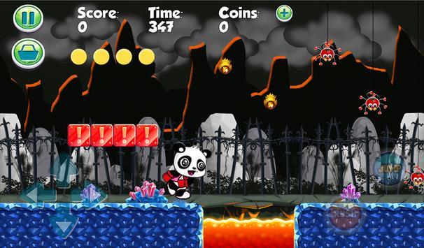 Panshel run adventure Panda screenshot 8