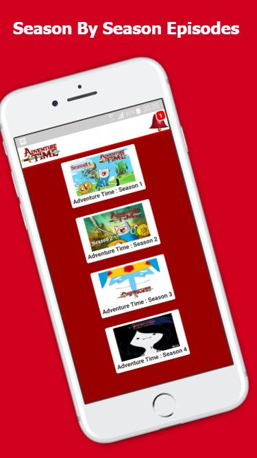 Adventure Time Cartoon for Android - APK Download