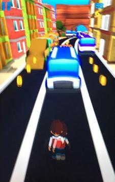 Adventures of Ryder : Paw Puppy subway patrol apk screenshot