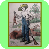 Huck Finn - Audio and Text Book icon