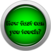 How fast can you touch? icon