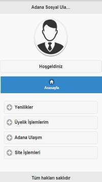 Adana Ulaşım screenshot 1