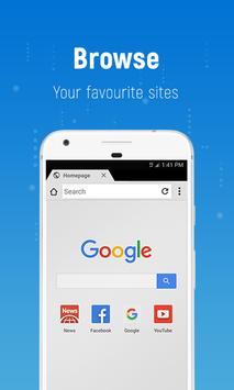 Adblocker Browser poster