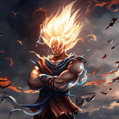 Cool DBZ wallpapers icon