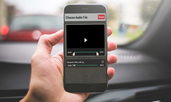 Add Audio to Video Editor apk screenshot