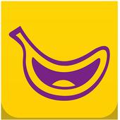 Banana Roxa icon