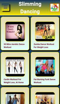 Slimming Dancing poster