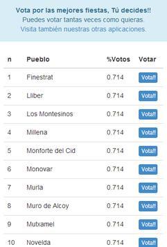Mejores Fiestas Alicante screenshot 1