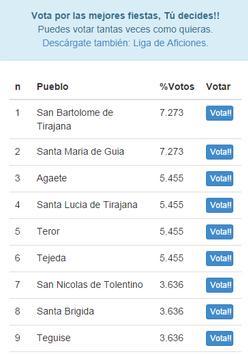 Mejores Fiestas Las Palmas screenshot 1