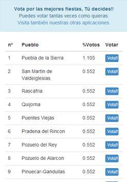 Mejores Fiestas Madrid screenshot 1