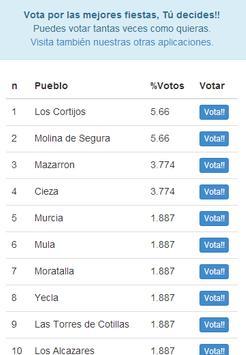 Mejores Fiestas Murcia screenshot 1